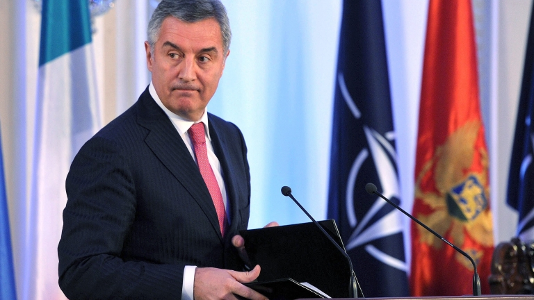 Мило Джуканович печели президентския вот в Черна гора