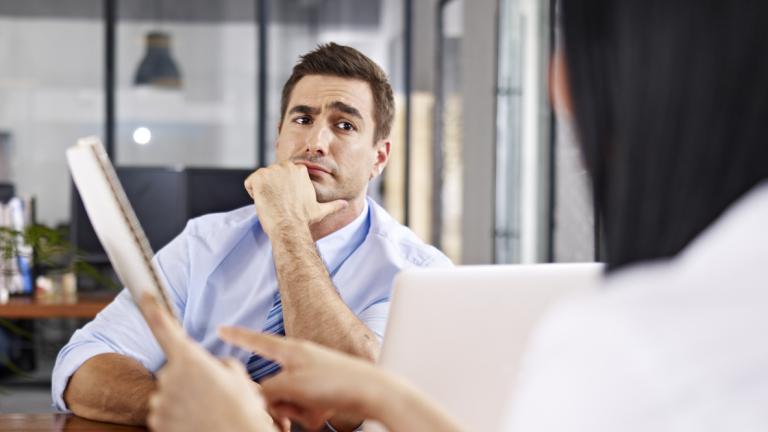 Искате да сте перфектни на интервюто за работа? Забравете тези фрази