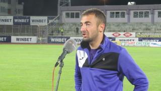 Даниел Младенов: Показахме, че несправедливо изпаднахме от efbet Лига