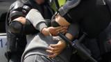 Задържаха 27-годишен, издирван от властите в Белгия