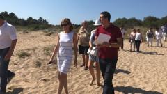 Отдават на концесия четири морски плажа