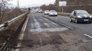 Ремонтират 15-км от пътя Севлиево-Габрово
