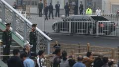 Ким Чен-ун напусна Пекин?