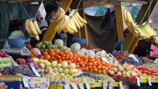 Рязък спад в цените на плодовете и зеленчуците