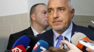 Лентите, които Борисов режел, не са кампания за вота, просто съвпадали датите