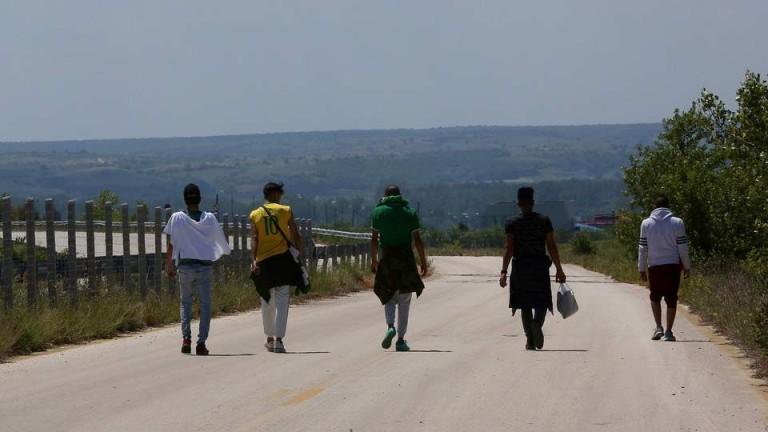 Разбиха канал за трафик на мигранти