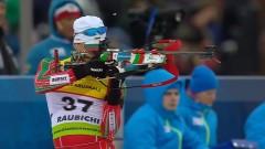 Фантастичен Красимир Анев грабна златото на 20 км на европейското в Беларус