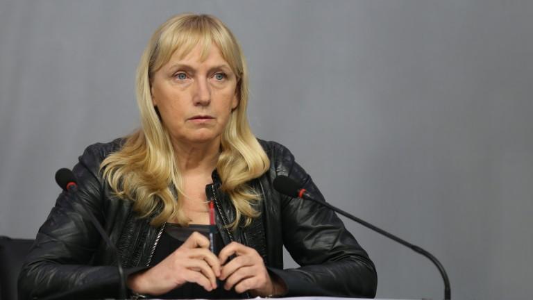 Йончева вижда евролистата на БСП по-силна със Станишев