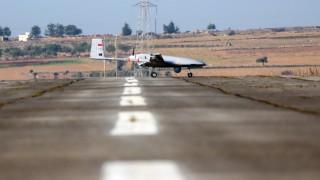 Турски военен дрон кацна в Северен Кипър, а регионалното напрежение нараства