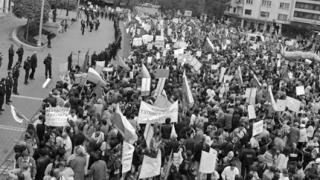 11 години от политическите протести през 97 г.