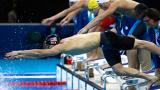 Фелпс плува към ново злато
