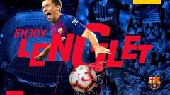 Клеман Ленгле подписа с Барселона до 2023 година, Севиля получи почти 36 милиона евро