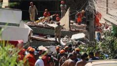 Повече от 20 жертви на срутените сгради в Рио де Жанейро