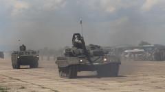 Министрите одобриха модернизацията на танковете Т-72