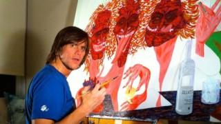 Джим Кери стана художник (ВИДЕО)