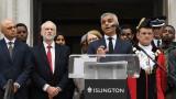 Кметът на Лондон към Тръмп: Абсурдно е да се свързва имиграцията с престъпността