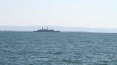 За шести път от януари военен кораб на САЩ навлиза в Черно море