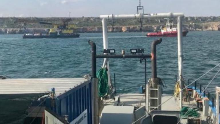 Още два влекача пътуват към Яйлата и Vera Su