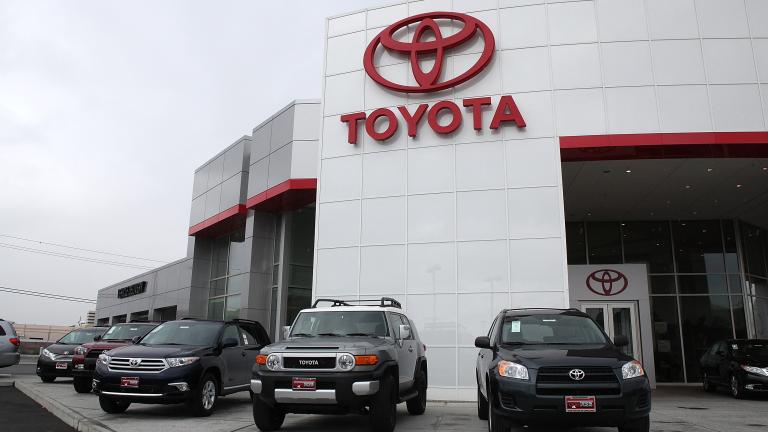 Toyota очаква печалба $20 милиарда. Излезе втора на пазара в САЩ