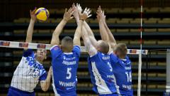 Волейболният Левски приема Монтана в отложен мач от първата осмица