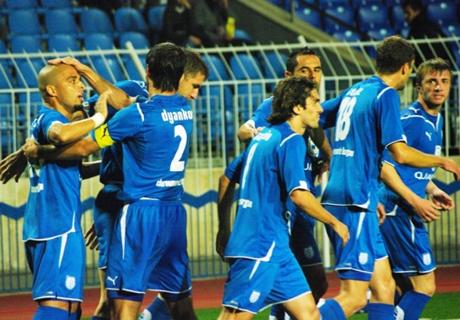 Почват новият стадион на Черноморец до 3 години