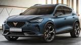 Новата марка Cupra показва в Женева първия си хибриден SUV