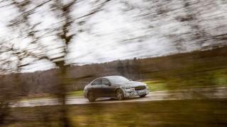 Новата C-класа на Mercedes остава само с четирицилиндрови двигатели