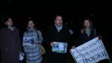 """Жители на """"Младост 1"""" на протест срещу премахване на детска площадка"""