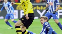 Звезда на Борусия гори за Лига Европа