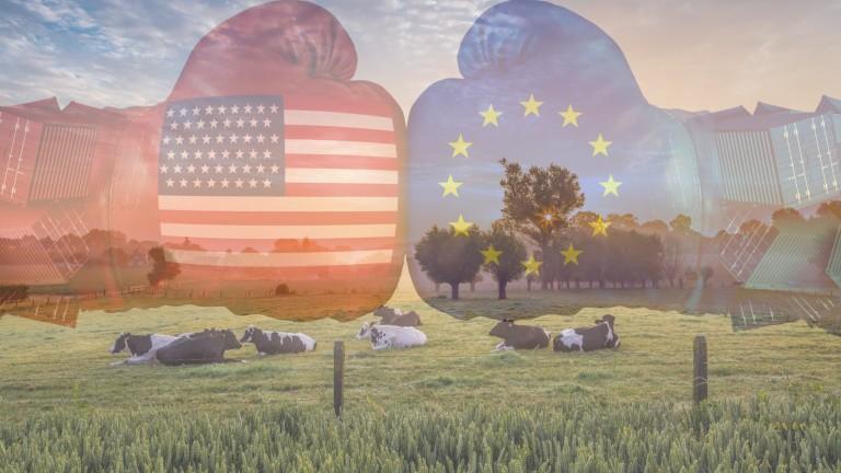 САЩ и Европа в конкурентна война как да хранят света - хората са в кръстосания огън