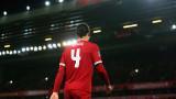 Върджил ван Дайк: Всеки от нас иска да играе срещу Манчестър Сити