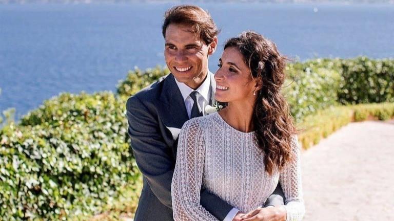 След 14-годишна връзкаРафаел Надал и Мария Франсиска Перейо най-накраяси казаха