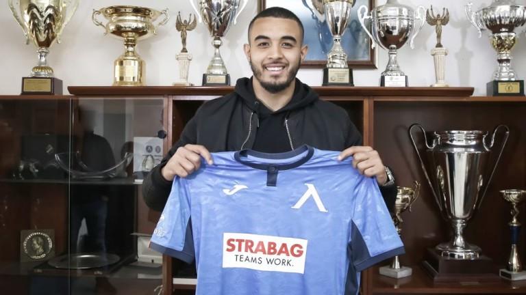 В Мароко: Билал Бари обещава да вкарва много голове за Левски