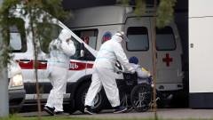 Русия пак с рекорден брой COVID-19 заразени за 24 часа, надхвърли 8 млн. случая