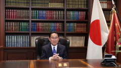 Новият японски премиер встъпва в длъжност