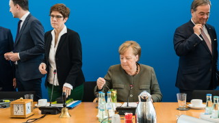 Депутати обвиниха Меркел в съучастие в убийството на Солеймани
