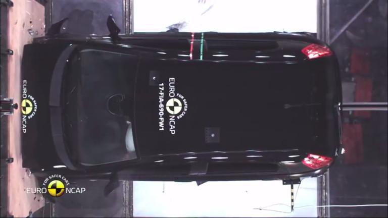 За първи път кола получи нула звезди за безопасност от Euro NCAP