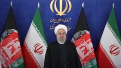 Иран и Афганистан откриха първата железопътна връзка