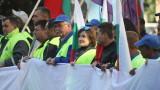 Неуспешен щурм на пътни строители в МРРБ, дават им парите до 5 дни