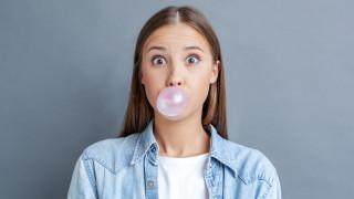 Неочакваните ползи от дъвченето на дъвка