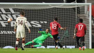 Рома - Манчестър Юнайтед, на живо