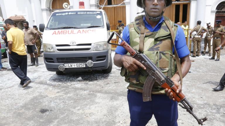 САЩ предупреждава за нов опит за атентат в Шри Ланка