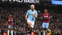 Гол от дузпа беше достатъчен за важна победа на Манчестър Сити