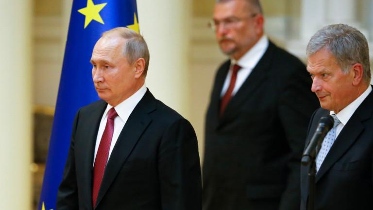 Президентът на Русия Владимир Путин заяви, че САЩ са в