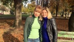 Мира Добрева и Алекс Сърчаджиева се събраха