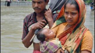 20 милиона души изолирани от наводненията в Южна Азия