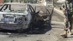 Шест души загинаха от бомба, поставена на път в Афганистан