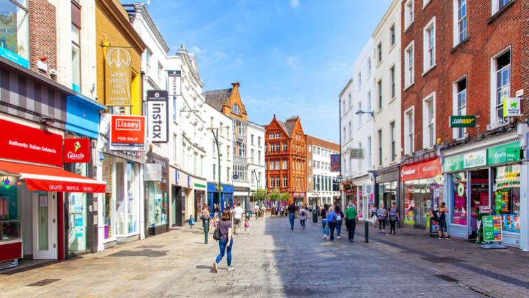 Може ли Ирландия да застане на пътя на глобания минимален корпоративен данък?