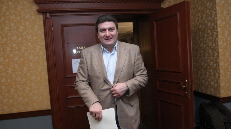 """Като нямат пари защо правят конкурси за """"Хемус"""", пита Валентин Златев"""
