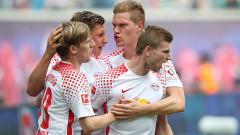 РБ Лайпциг победи Фрайбург с 4:1